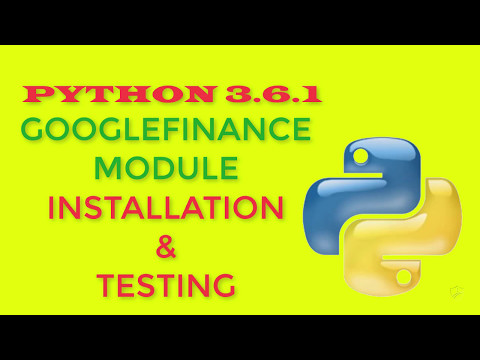 PYTHON 3 6 1 module to get real-time stock data from ...