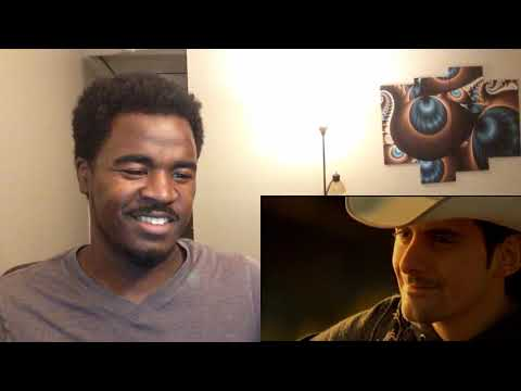 Brad Paisley ft Dolly Parton- When I get where I'm going-Reaction