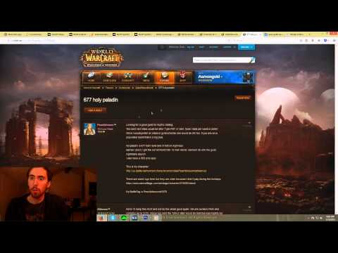 How To Recruit Quality Members Into Your Guild (World Of Warcraft)