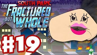 South Park: The Fractured But Whole - Gameplay Walkthrough Part 19 - Mitch Conner Boss Fight!