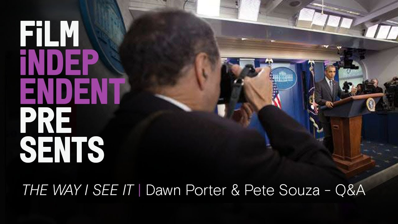 Director Dawn Porter on the Pete Souza Doc 'The Way I See It' and ...