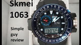 skmei watch 1063