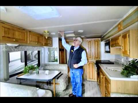 The RV Corral 1999 Holiday Rambler Endeavor 36WGS Rambler Mobile Home on packard mobile home, chevrolet mobile home, imperial mobile home, gmc mobile home, detroiter mobile home,