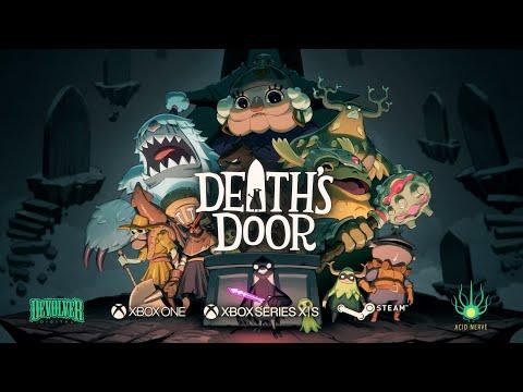 Консольный эксклюзив Xbox – игра Death's Door - выходит 20 июля