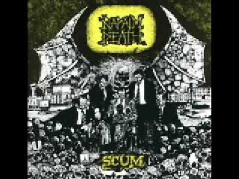 Napalm Death  You Suffer