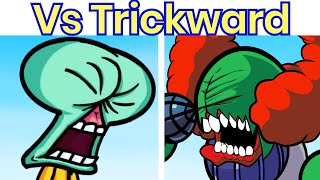 Download The Squidward Tricky Mod FULL WEEK [HARD] - Friday Night Funkin' Madness Combat Mod