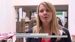 """Entrepreneuriat : 6ème édition des rencontres """"CréActives"""""""