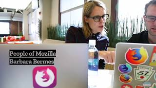 Barbara Bermes - People of Mozilla (English) thumbnail