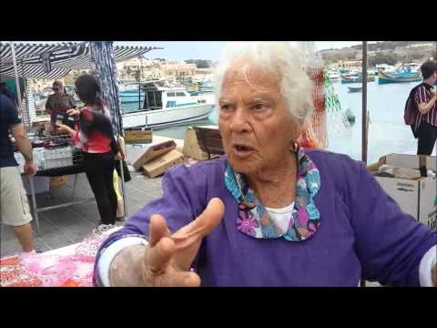 Maltese People In Malta by Lillian Chetcuti Riolo