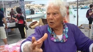Maltese People In Malta by Lillian Chetcuti Riolo