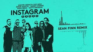 Dimitri Vegas&Like Mike,David Guetta,Daddy Yankee,Afro Bros,Natti Natasha-Instagram (Sean Finn)