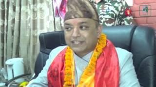 Gagan Thapa Minister Helth