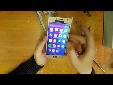 Samsung J2 Prime Замена тачскрина