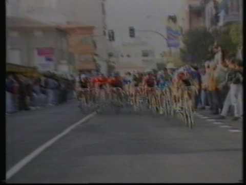 Rit ronde van Murcia 1995 winnaar Jeroen Blijlevens (2)