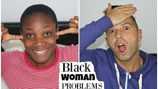 PROBLEMS MARRYING A BLACK WOMAN  |Abies and Tom Vlog#11