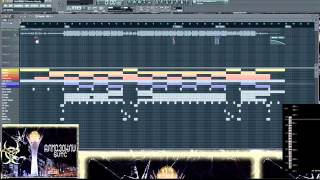 Rick Ross - I wonder why Instrumental FL Studio (FLP Remake)
