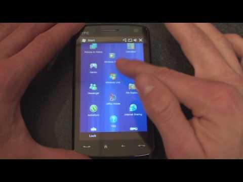 Windows Mobile 6.5: No More Honeycomb, New Waiting Cursor, etc