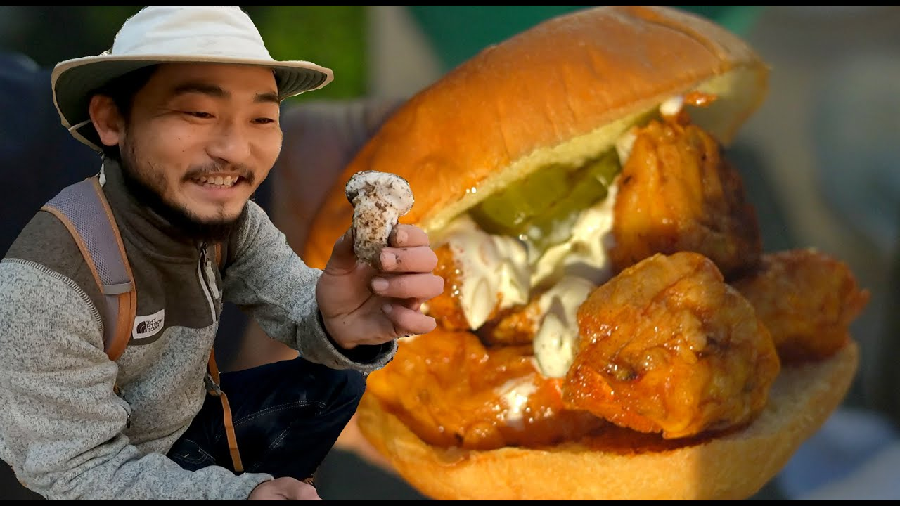 MATSUTAKE: $1000/lb?? | How Much Would This Crispy Mushroom Sandwich Cost $$$? Forage and Cook