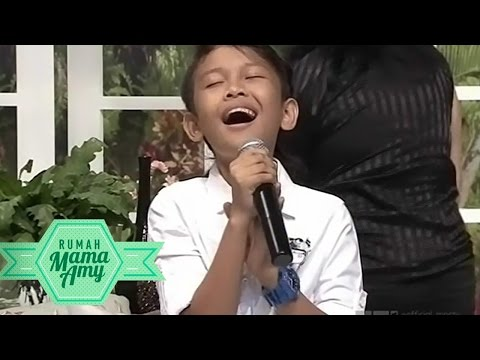 "Jojo Idol Jr "" Nirmala ""  - Rumah Mama Amy (2/11)"