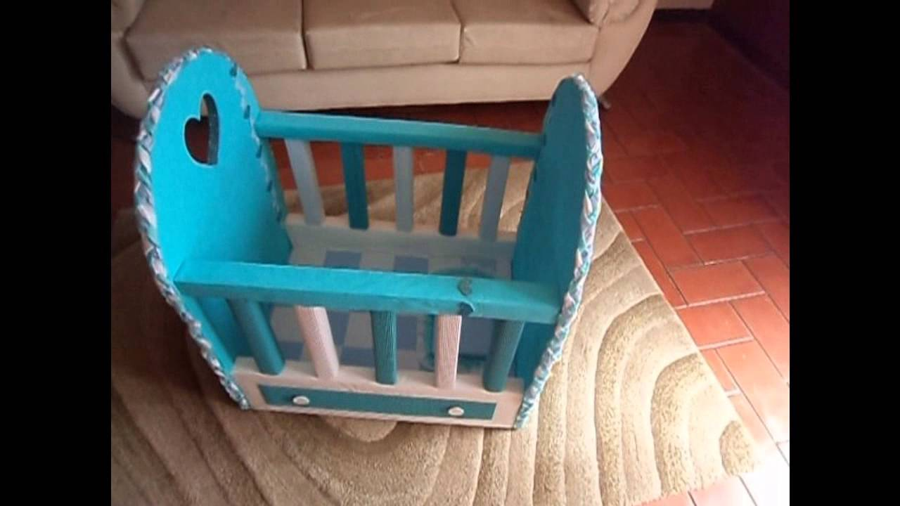 Caja De Obsequios Para Baby Shower Youtube