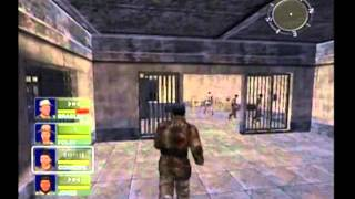 Conflict Desert Storm 2 POW PS2 Gameplay Playthrough PART 11
