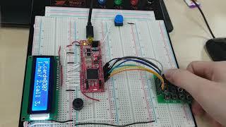 미니프로젝트 아트메가 128과 lcd를 이용한 시계 및…
