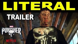 "LITERAL ""The Punisher"" 