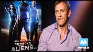Daniel Craig - Star of SPECTRE, COWBOYS & ALIENS, BOND, 007, DREAM HOUSE
