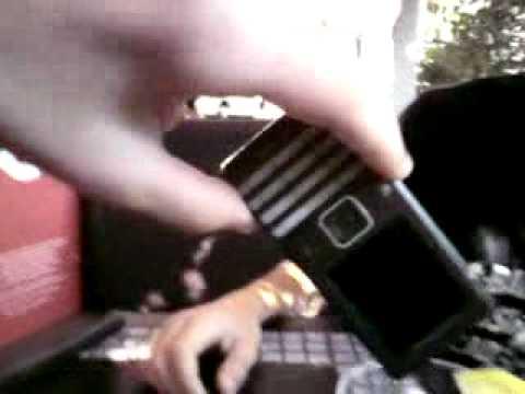death of a sony ericsson k770i #1