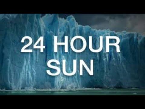 NASA Answers jeranism MIDNIGHT SUN Time Lapse