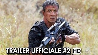 I Mercenari 3 - The Expendables 3 Trailer Ufficiale sottotitolato in italiano #2 (2014) Stallone HD