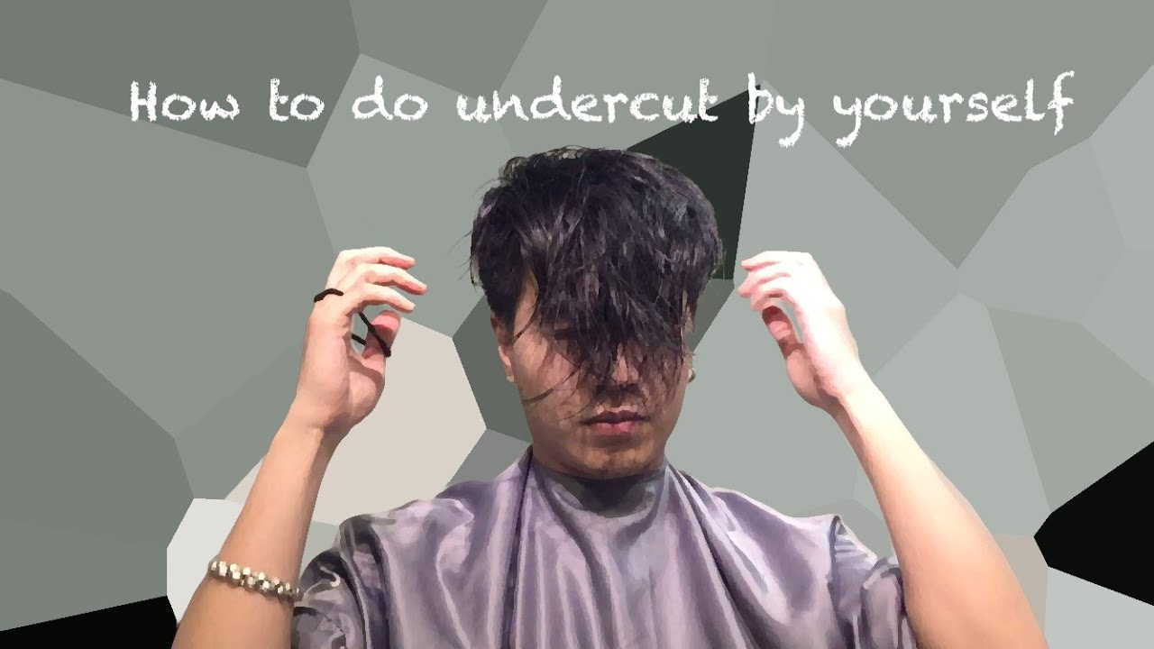 How to cut your own hair fade undercut disconnected haircut how to cut your own hair fade undercut disconnected haircut solutioingenieria Choice Image