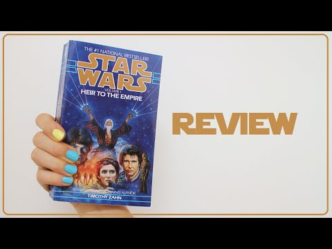 Heir to the Empire by Timothy Zahn | Review