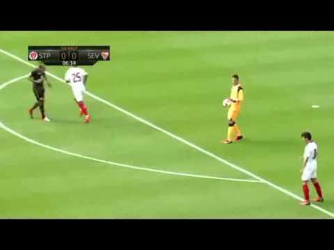 Friendly - St Pauli vs FC Sevilla 30/07/2016 Full Match / Partido Completo