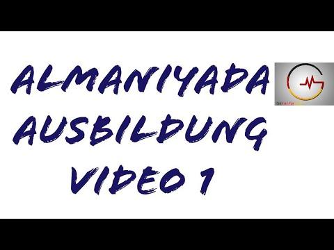 Almaniyada Ausbildung və onun həqiqətləri 1!!! Ausbildung in Deutschland. Almaniyada Peşə təhsili