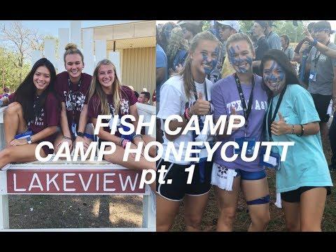 FISH CAMP '18 | CAMP HONEYCUTT Pt. 1