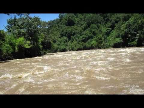 Rafting in the Gold River, Philippines