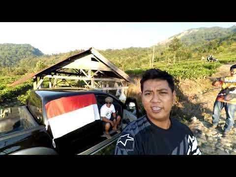 wisata-kebun-teh-medini-naik-trail-&-double-cabin#vlog1