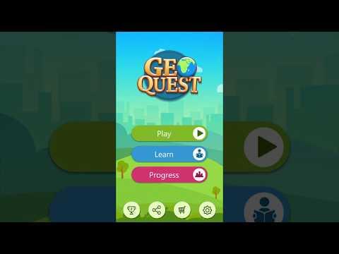 GeoQuest World Geography Quiz Geoguessr Games Android Apps On - World geography quiz game