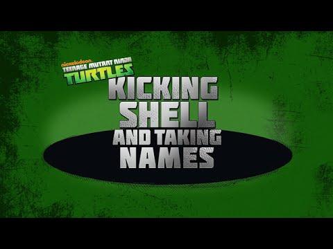 Age Mutant Ninja Turtles Kicking Shell And Taking Names Nickelodeon