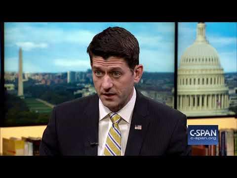 """Speaker Ryan: """"I"""