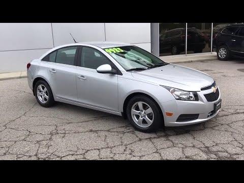 2014 Chevrolet Cruze Lancaster, Delaware, Columbus, Powell, Dublin, OH C19684A