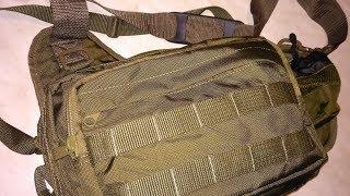 Обзор сумки спиннингиста Kodor Хищник К0073