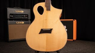 Michael Kelly Triad Port Acoustic-Electric Guitar | Quicklook