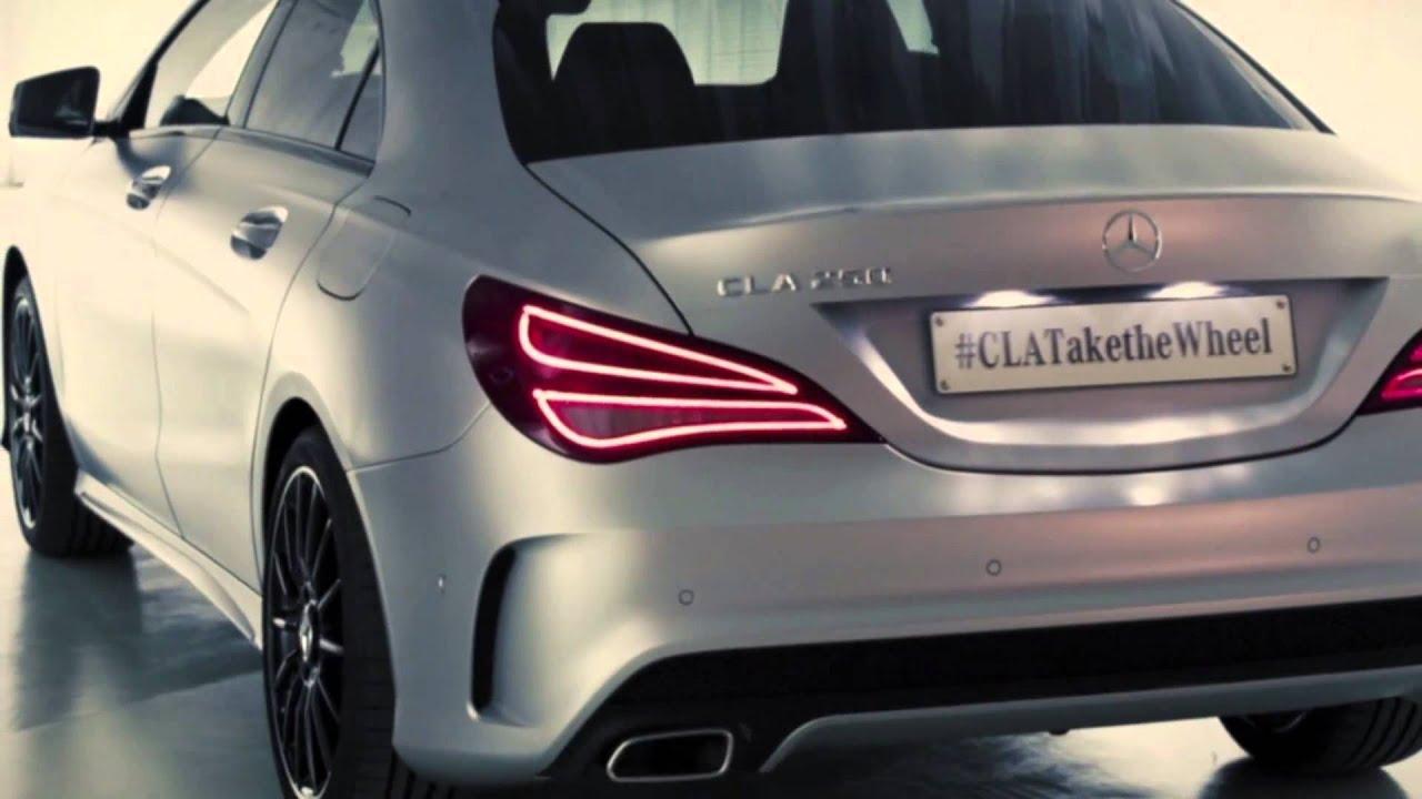 Take the wheel mercedes benz cla instagram campaign for Mercedes benz instagram