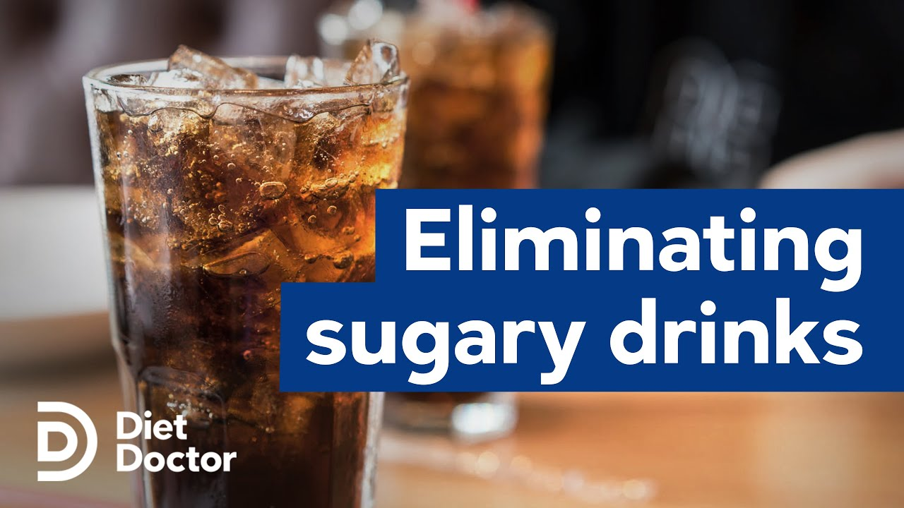 Replacing sugar-sweetened beverages with no-sugar alternatives
