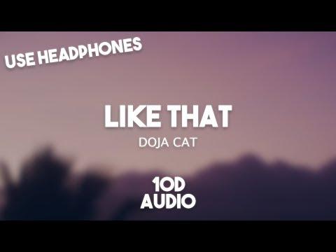 Doja Cat – Like That (10D AUDIO) 🎧