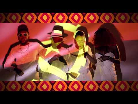 TEAM MIMBO- (Petit Pays, Wizboyy, Daphné et Shan'L La Kinda)