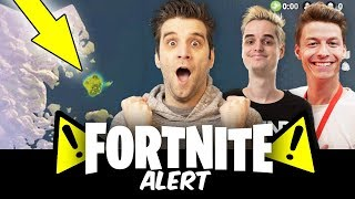 DON VS MARNICK? MAP UPDATES! | FORTNITE ALERT