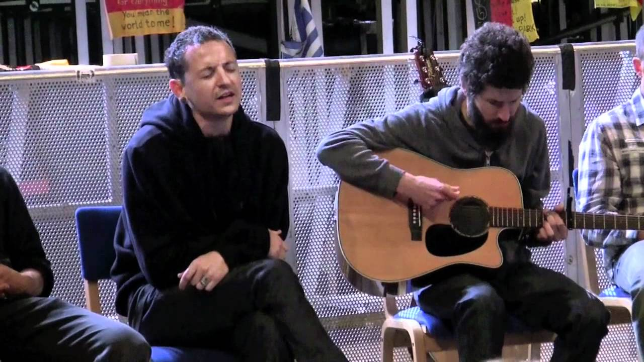 Download Linkin Park - The Messenger (Live Unplugged)